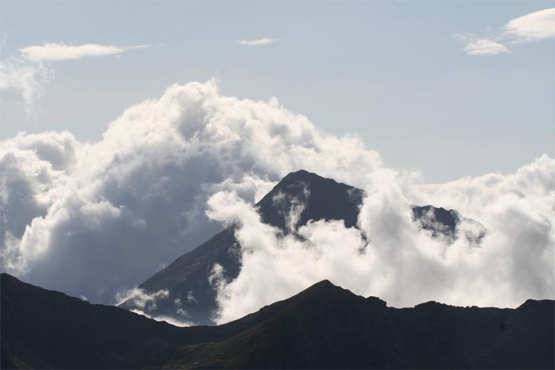 bergwandelen Eidelweissspitze Hirzkarkopf de Berghut Rauris Oostenrijk