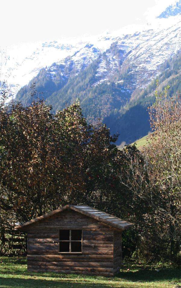 de kleine Berghut Rauris Oostenrijk kindvriendelijk kinderopvang wintersport