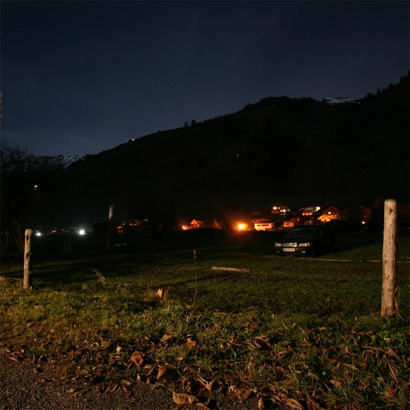 handrem auto bergen de Berghut Oostenrijk Rauris