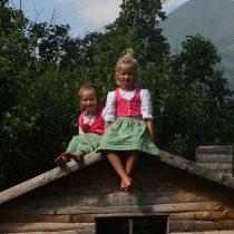 Heidi's in de Berghut!
