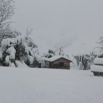 Serieuze sneeuw! #16oktober