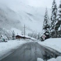 Een sneeuwritje door het Rauriserdal