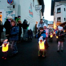laternenfest traditie rauris