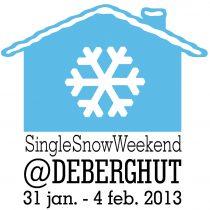 SingleSnowWeekend @deBerghut! [31 jan.- 4 feb. 2013]