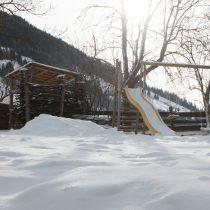 Winter bij de Berghut