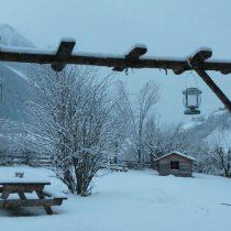 Verse sneeuwpret!