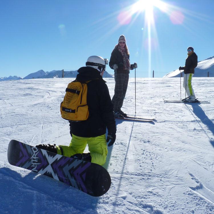 skimiddag