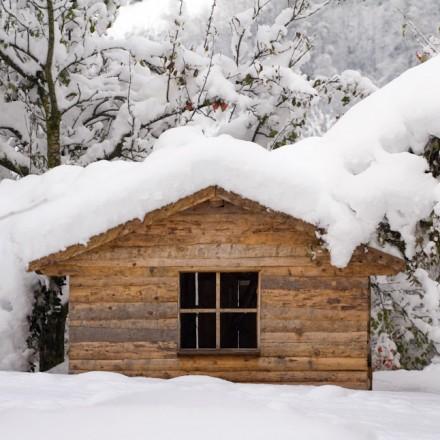 de kleine Berghut Oostenrijk wintersport met kleine kinderen kindvriendelijk vakantieadresje Rauris hotel pension