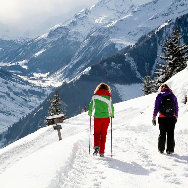 winterwandelen Activiteiten bergwandelen skien klamm parapenten sneeuwschoenwandelen winterwandelen raften mountainbiken zwemmen vakantieadresje in hotel pension de