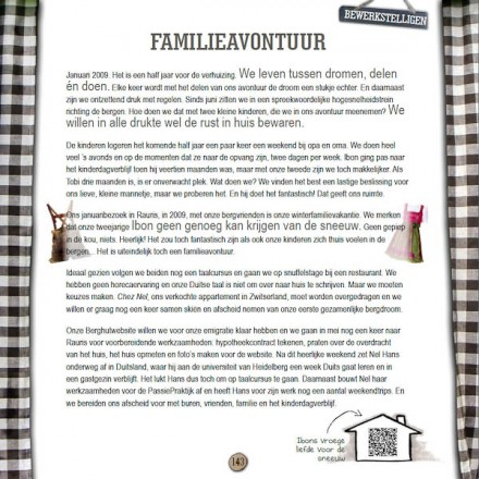 familieavontuur boek publiciteit berghutgasten netwerk inspiratie bergbeleving ontmoeten bergen vakantieadresje in hotel pension de Berghut Rauris Oostenrijk