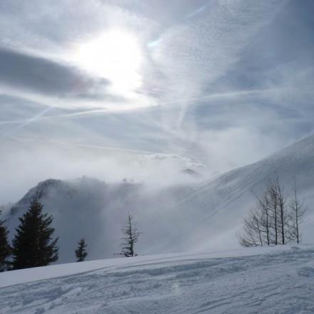 skigebied Rauris Salzburgerland Oostenrijk Zell am See dorp Hohe Tauern bergen vakantieadresje in hotel pension de Berghut Rauris Oostenrijk