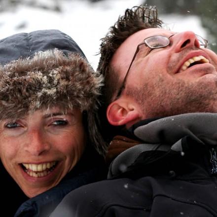 hans en nel Onze Why achtergrond inspiratie bergbeleving ontmoeten bergen vakantieadresje in hotel pension de Berghut Rauris Oostenrijk