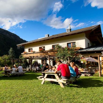 berghuttuin Onze Why achtergrond inspiratie bergbeleving ontmoeten bergen vakantieadresje in hotel pension de Berghut Rauris Oostenrijk