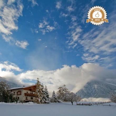 de Berghut winter kindvriendelijk vakantieadresje skiën met kinderen kinderopvang wintersport in hotel pension de Berghut Rauris Oostenrijk sneeuw