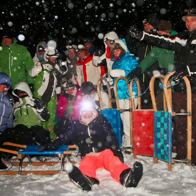 lang weekend wintersport in Oostenrijk de Berghut.com