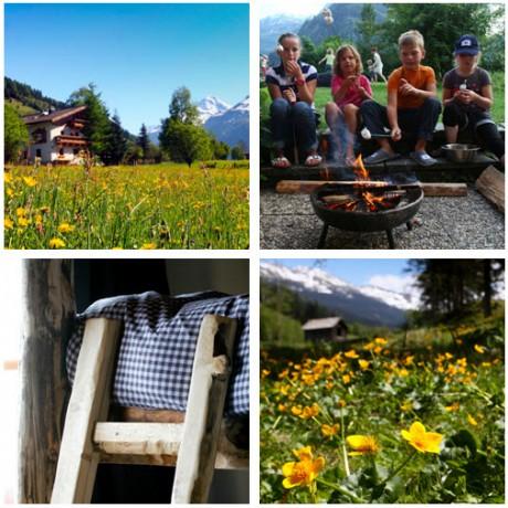 vakantie, met kinderen, in de bergen, Oostenrijk, actieve zomervakantie, de Berghut, Rauris, Zell am See
