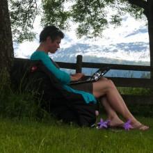 Schrijfweek in de Berghut in Oostenrijk Rauris een boek schrijven