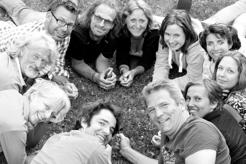 inspiratieweek in de Berghut 2013 foto van Bruno van Elshout