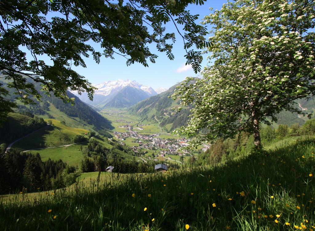kleineschalige accomodatie met bergwandelen met kinderen een huttentocht maken de Berghut Raurisertal 2