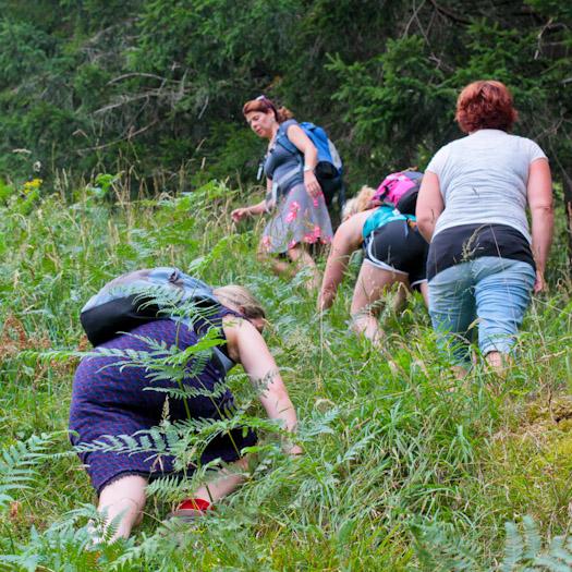 bergwandelen in het raurisertal bij de berghut (1 van 1)