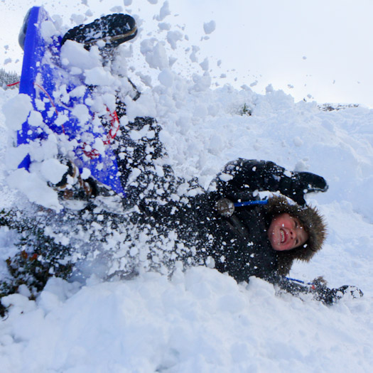sleeen in de Berghut, wintersport met kinderen kindvriendelijk Oostenrijk (16)