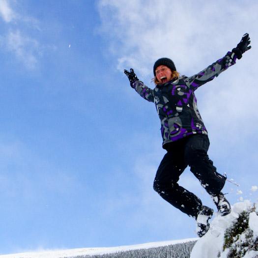 sleeen in de Berghut, wintersport met kinderen kindvriendelijk Oostenrijk (19)