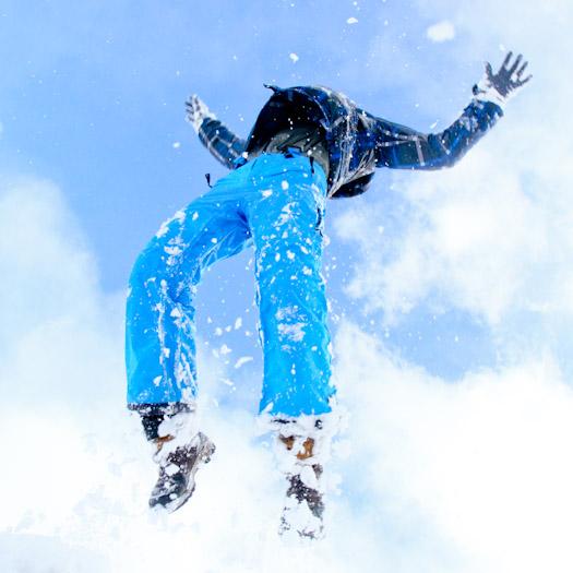 sleeen in de Berghut, wintersport met kinderen kindvriendelijk Oostenrijk (21)