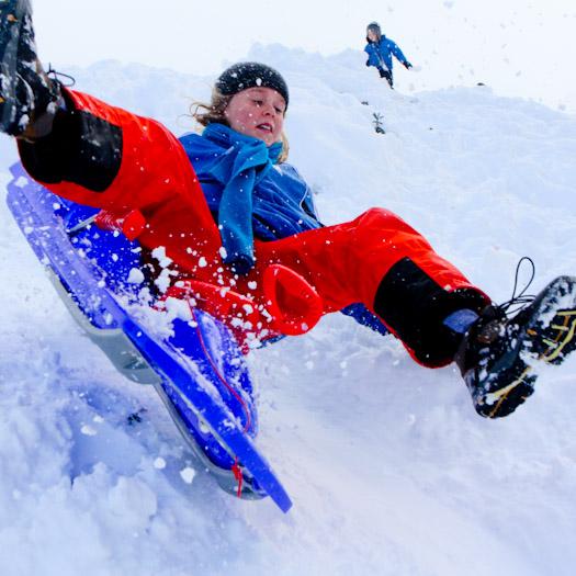 sleeen in de Berghut, wintersport met kinderen kindvriendelijk Oostenrijk (24)