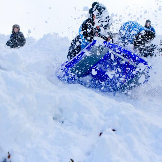 sleeen in de Berghut, wintersport met kinderen kindvriendelijk Oostenrijk (3)