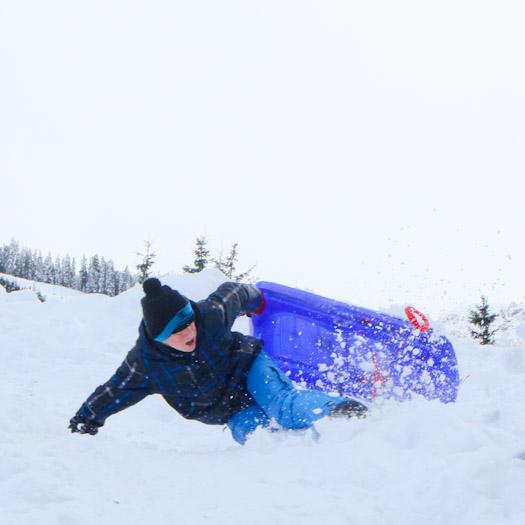 sleeen in de Berghut, wintersport met kinderen kindvriendelijk Oostenrijk (30)
