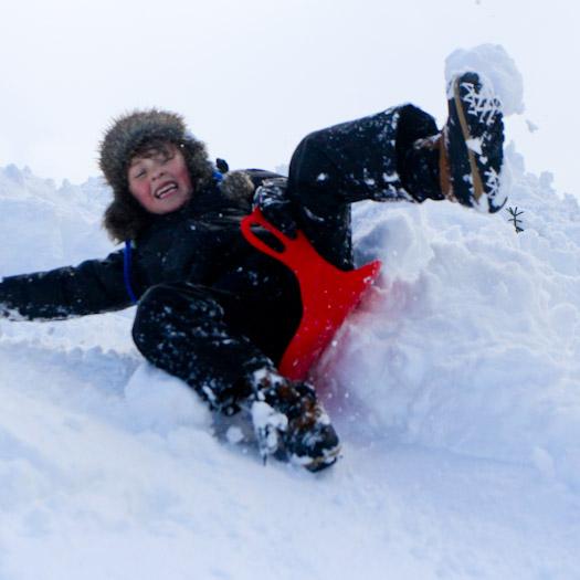 sleeen in de Berghut, wintersport met kinderen kindvriendelijk Oostenrijk (4)
