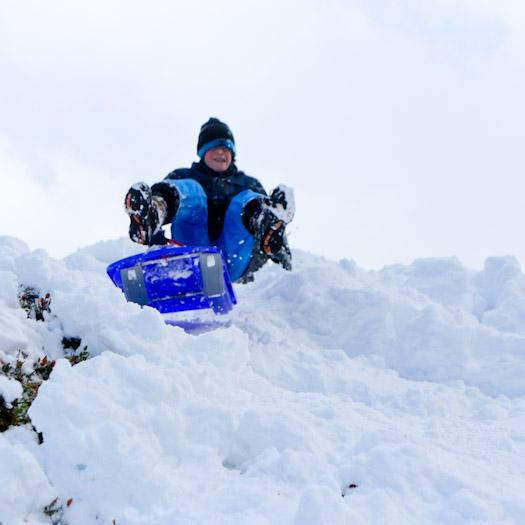 sleeen in de Berghut, wintersport met kinderen kindvriendelijk Oostenrijk (5)