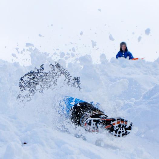 sleeen in de Berghut, wintersport met kinderen kindvriendelijk Oostenrijk (6)