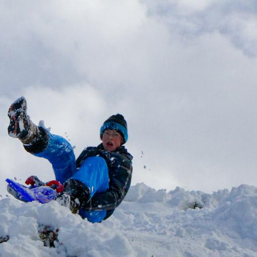 sleeen in de Berghut, wintersport met kinderen kindvriendelijk Oostenrijk (7)