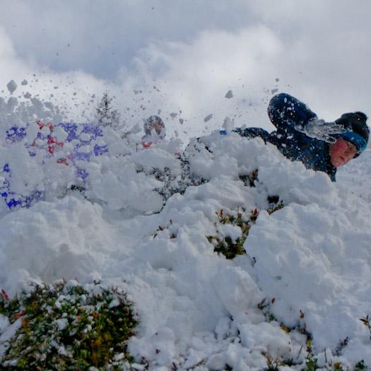 sleeen in de Berghut, wintersport met kinderen kindvriendelijk Oostenrijk (8)