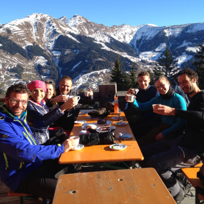 berghutteam 2014 werken in de Alpen Oostenrijk vacature