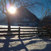 winter bij de Berghut.com Rauris Oostenrijk, lang weekend wintersport