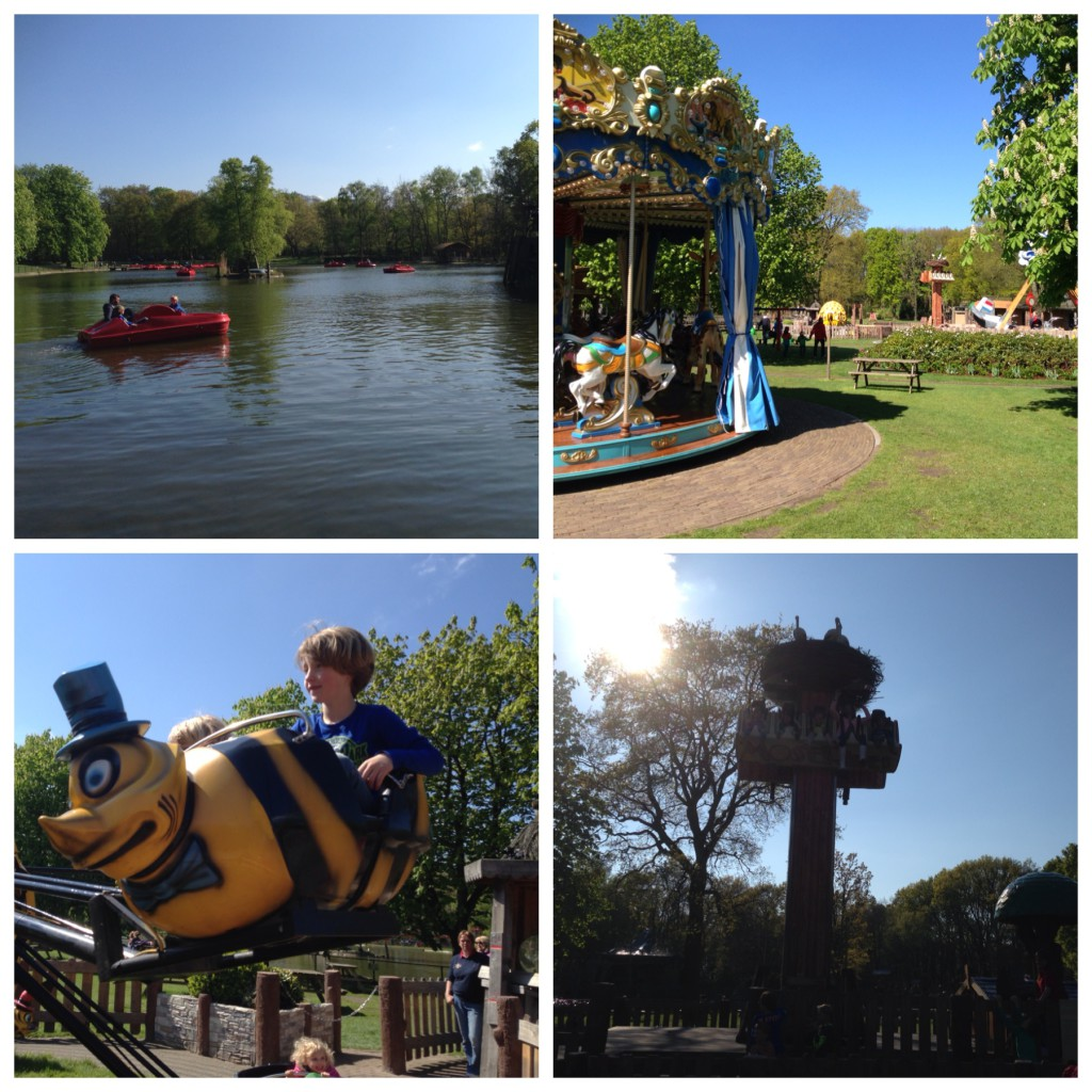 Oud Valkeveen speelpark pretpark attractiepark Naarden
