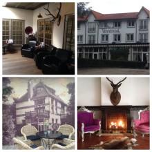vergaderen Veluwe centraal in Nederland A28 Villa Vennendal
