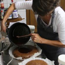 werken in het buitenland ook kookondersteuning koken in de Berghut in Oostenrijk in de Alpen