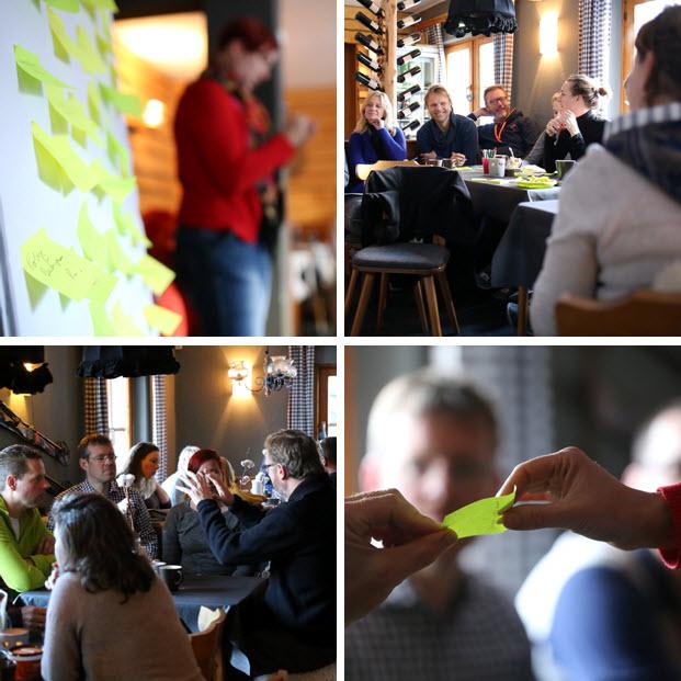 vierluikje Boostweekend de Berghut workshops ondernemers retreat retraite Oostenrijk broedplaats