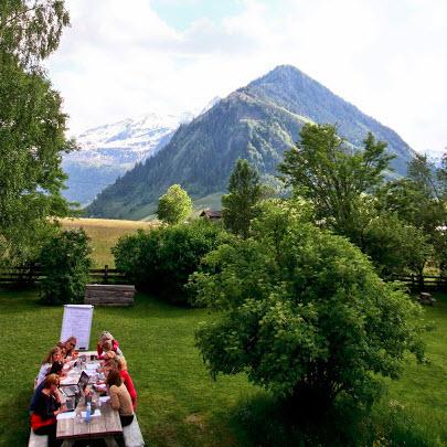 schrijfweek de Berghut 2014 3