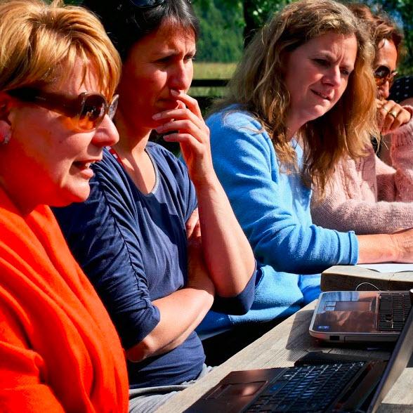 schrijfweek de Berghut 2014 5