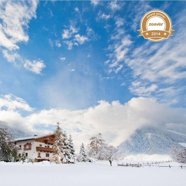 _de-Berghut.com-zomer-zoover-award-2014 Oostenrijk accomodatie
