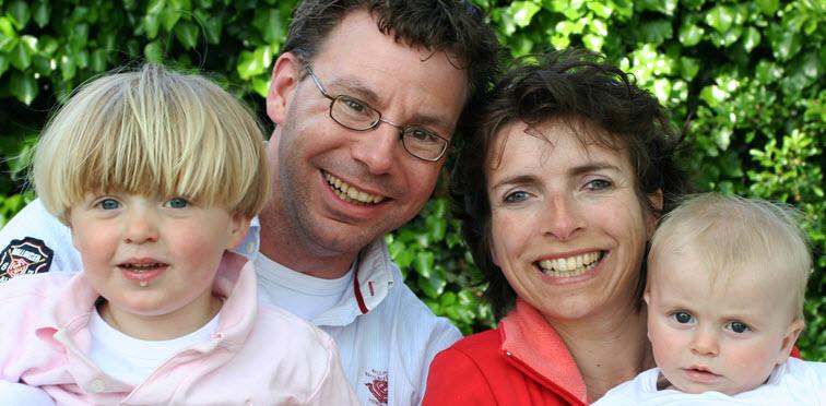 familiekiekje mei 2009