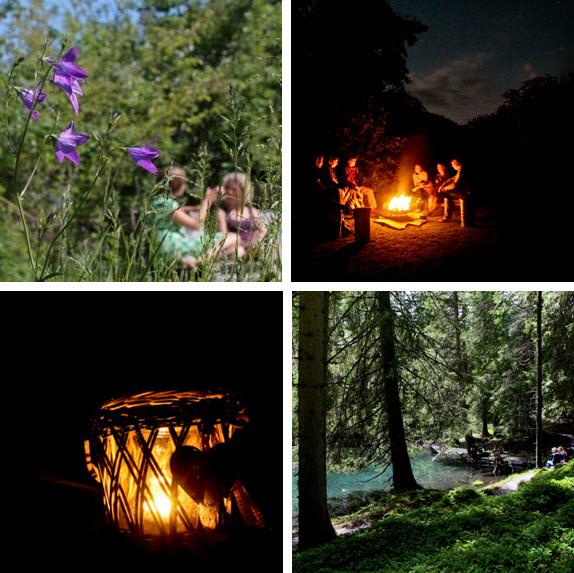 zomer de Berghut.com Oostenrijk