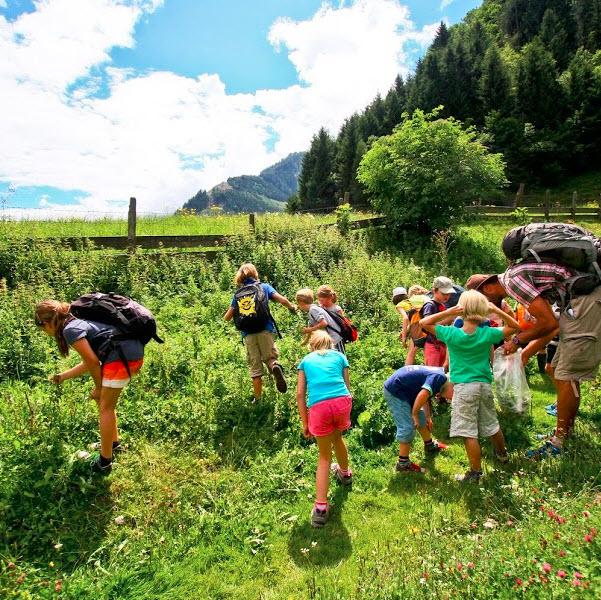 _zomer de Berghut.com vakantie in Oostenrijk met kinderen
