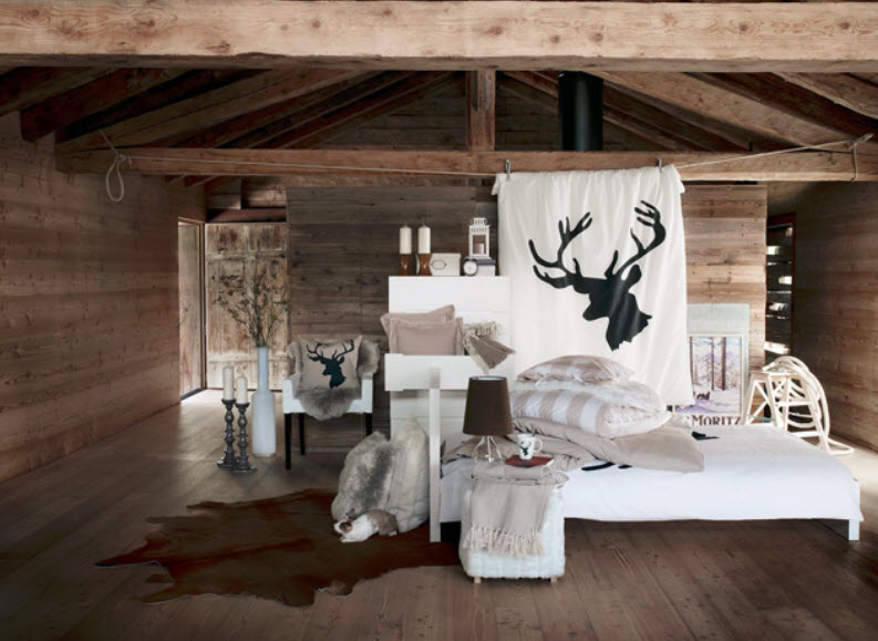 IKEA chalet collection