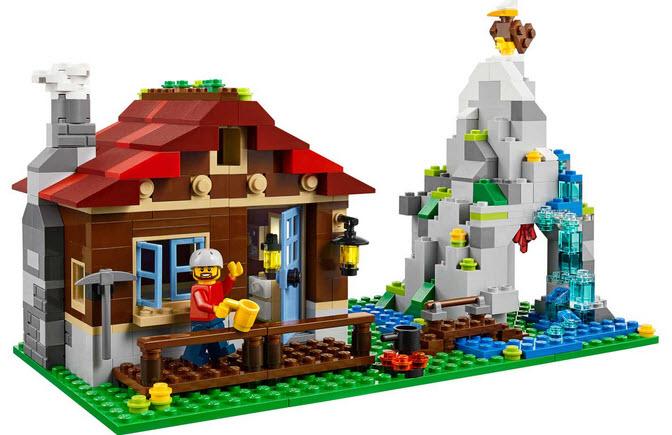 Lego creator Berghut