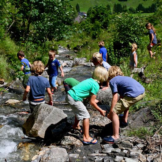 zomer in de Berghut.com actieve vakantie met kinderen in Oostenrijk kleinschalige accomodatie (19 van 44)